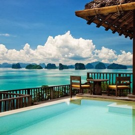 Thailand - Six senses resort