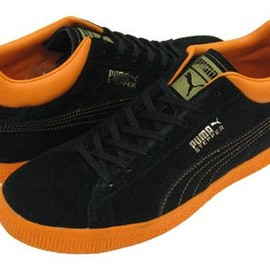 PUMA - Stepper - Black/Orange