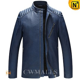 CWMALLS - CWMALLS® Mens Leather Motorcycle Jackets CW806032