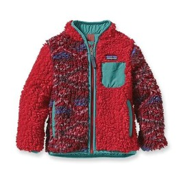 Patagonia - Baby Retro-X Jacket  Aiyana: Wax Red