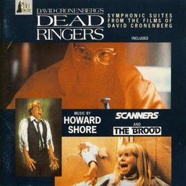 Howard Shore - Symphonic Suites From The Films Of David Cronenberg