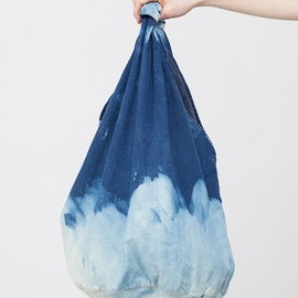 our legacy - Drip Bag Indigo Tear