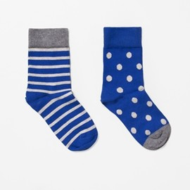 COS - Dot and stripe socks
