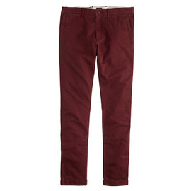 J.CREW - BROKEN-IN CHINO IN 484 FIT