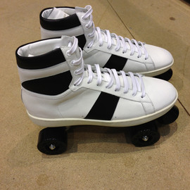 Saint Laurent Paris - FW2013 Rollerskates