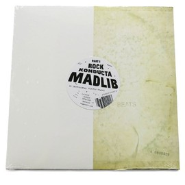 Madlib - Rock Konducta Part One [Analog]