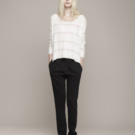 Girl. by Band of Outsiders - 2013SS PULLOVER