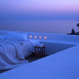 Santorini | Astarte Suites Hotel I Junior suite private Jacuzzi