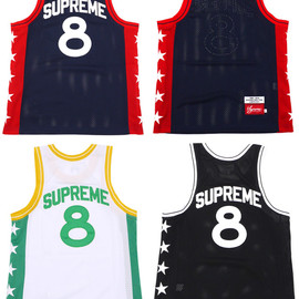 SUPREME - Basketball Tank