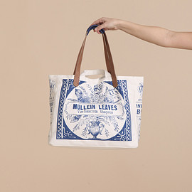 nice things palomas - SHOPPER CANVAS ESTAMPADA