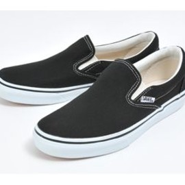 Vans - Slip On Black