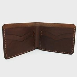RED CLOUDS COLLECTIVE - Donovan Leather Bifold Wallet