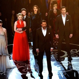 Les Misérables / Film cast - Live Performance at The Oscar 2013