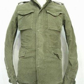 AKM - M-65 Jacket-cold weather KHAKI