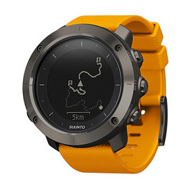 SUUNTO - Traverse - Black/Orange