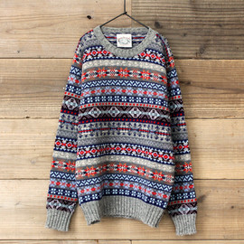 Jamieson's - Fair Isle sweater