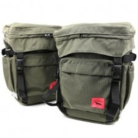 SWIFT INDUSTRIES - mini short stack (khaki)