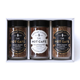 NOT CAFE _ INSTANT COFFEE _ GIFT 3SET COFFEE