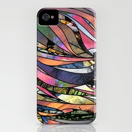 Society6 - Her Natural Curls iPhone Case