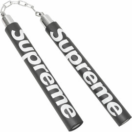 Supreme - Black Nunchck with Logo