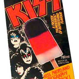 Peters - KISS Ice Cream 1980