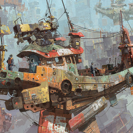 Ian McQue - 'BLAST' Preview.