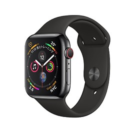 Apple - Applewatch series4 44mm spaceblack