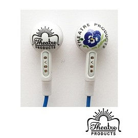 "In-Ear Headphone + Remote/Mic ""KOTORI 101+"" (CREAM-SODA)"