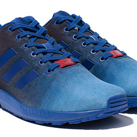 adidas Originals for UNITED ARROWS & SONS - ZX FLUX INDIGO UAS, Sneakers