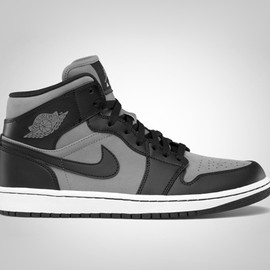 Nike - Air Jordan I Phat Cool Grey/Black