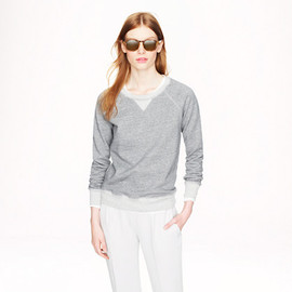 J.CREW - Weekend sweatshirt