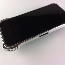 REAL EDGE - C-1 for iPhone5 REAL METAL
