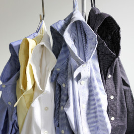 Haversack - OX Round Collar Shirts