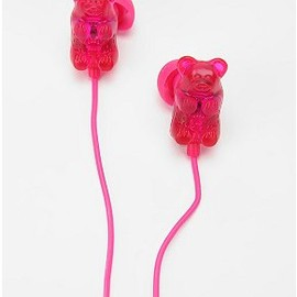 Gummy Bears Earbud Headphones - Gummy Bears Earbud Headphones