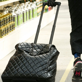 CHANEL - trolley bag