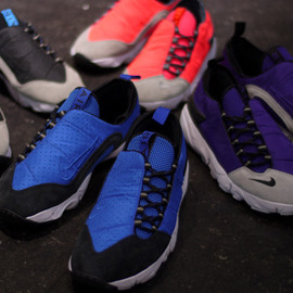 Nike - NIKE AIR FOOTSCAPE MOTION