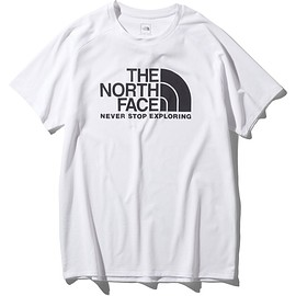 THE NORTH FACE - S/S GTD Logo Crew - W