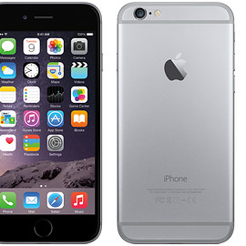 Apple - iPnone6(silver)