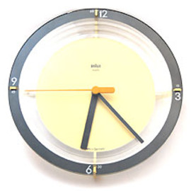 Braun - Wall Clock ABW21