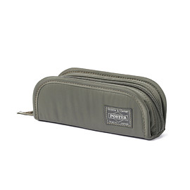 "HEAD PORTER - ""OLIVE DRAB"" WATCH CASE"