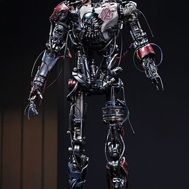 hot toys - ULTRON MARK I 1/6TH SCALE COLLECTIBLE FIGURE