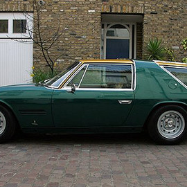 Ferrari - 330GT shooting brake