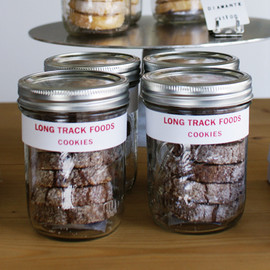 LONG TRACK FOODS - COOKIES