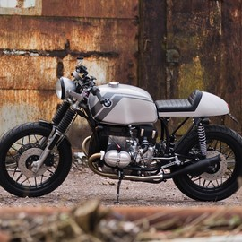 Kevils Speed shop - Quicksilver / BMW R100RS