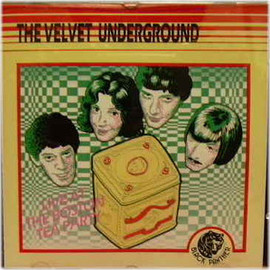The Velvet Underground - LIVE AT THE BOSTON TEA PARTY MARCH 1969