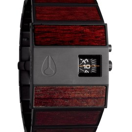 NIXON - [ニクソン]NIXON NIXON ROTOLOG: DARK WOOD/BLACK