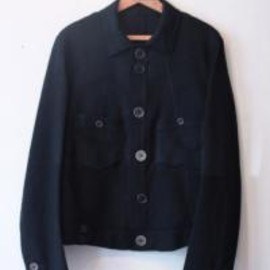 TAKAHIROMIYASHITA The SoloIst. - pajama work jacket.