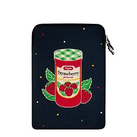 Wiggle Wiggle - Laptop Sleeve - Strawberry Jam