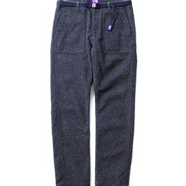 THE NORTH FACE PURPLE LABEL - Jazz Nep Baker Pants With Belt