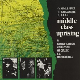 Various Artists - Middle Class Uprising